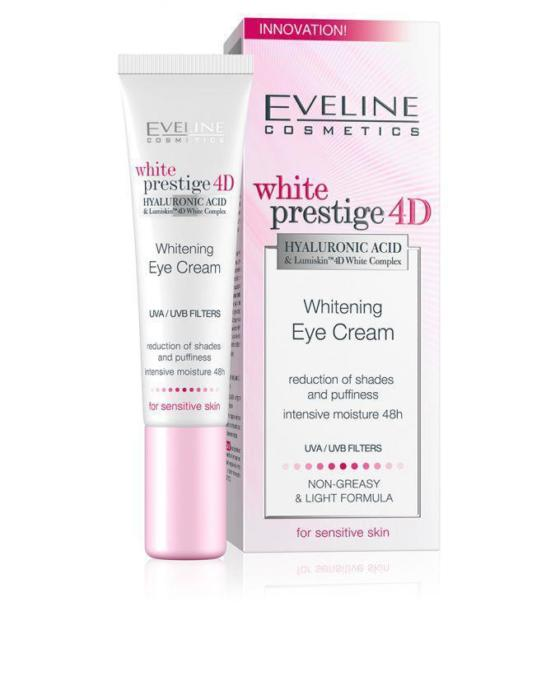 White Prestige Whitening Eye Cream