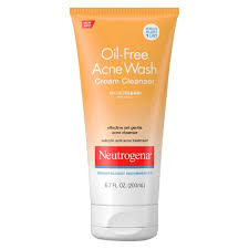 Neutrogena Oil Free Acne Wash