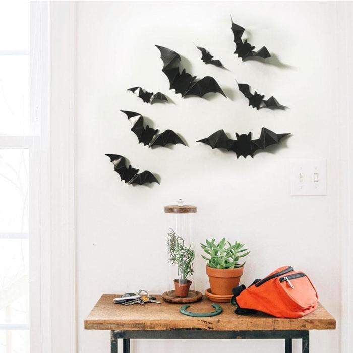 Bat Wall Props