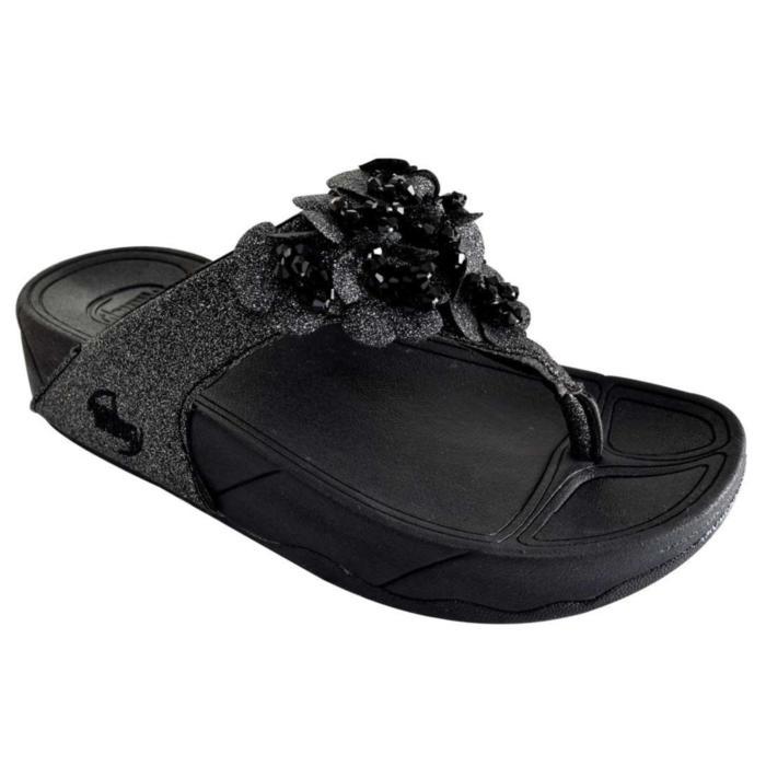 Black Fit Flop