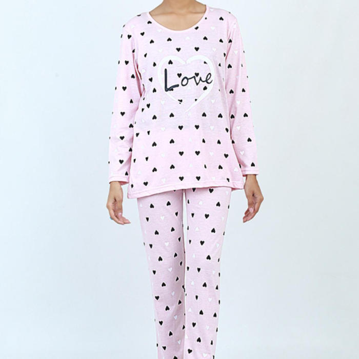 Love Hearts Night Suit