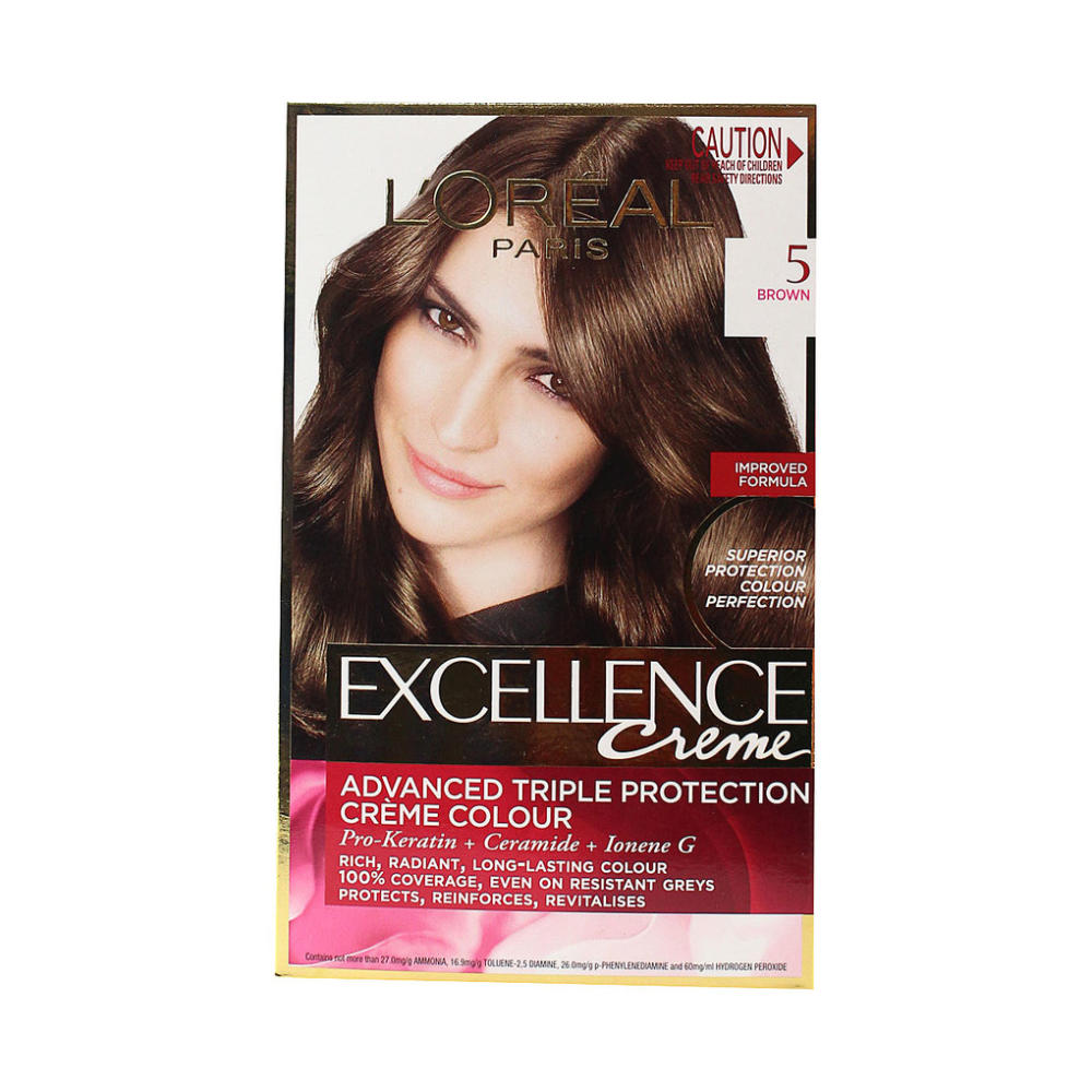Excellence Creme 5 Light Brown