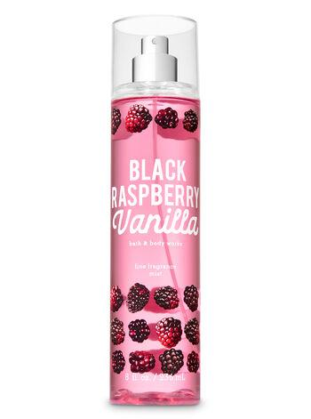 Bath&Body Works Raspberry Vanilla Spray