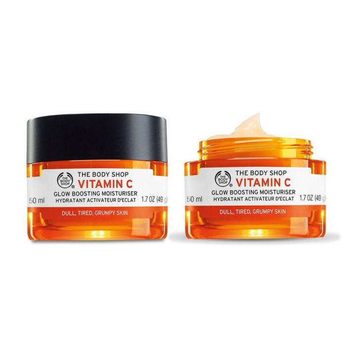 Body Shop Vitamin C Gel
