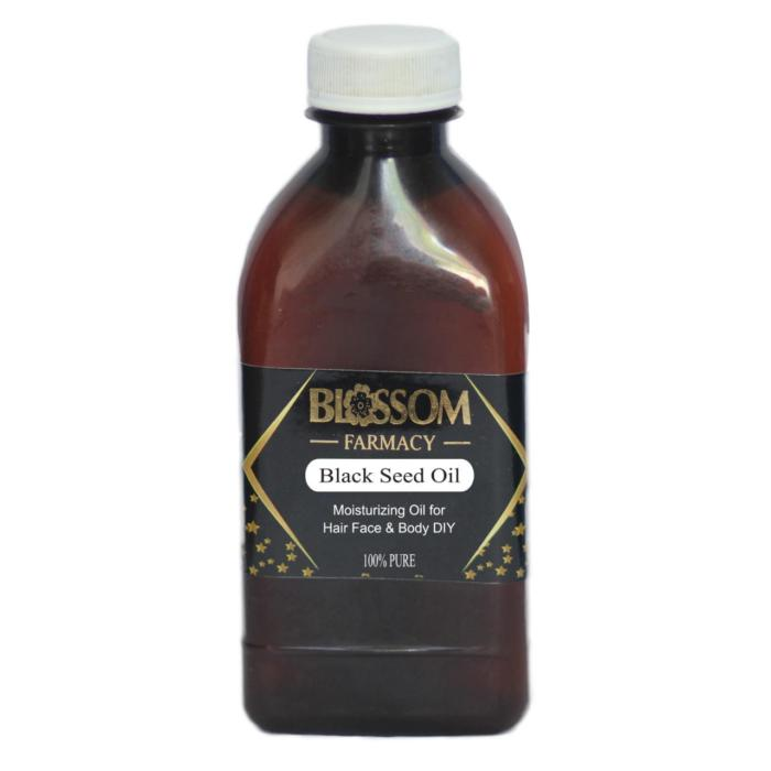 Cold Pressed Blackseed Oil