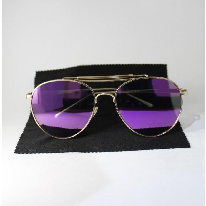 Purple Aviators