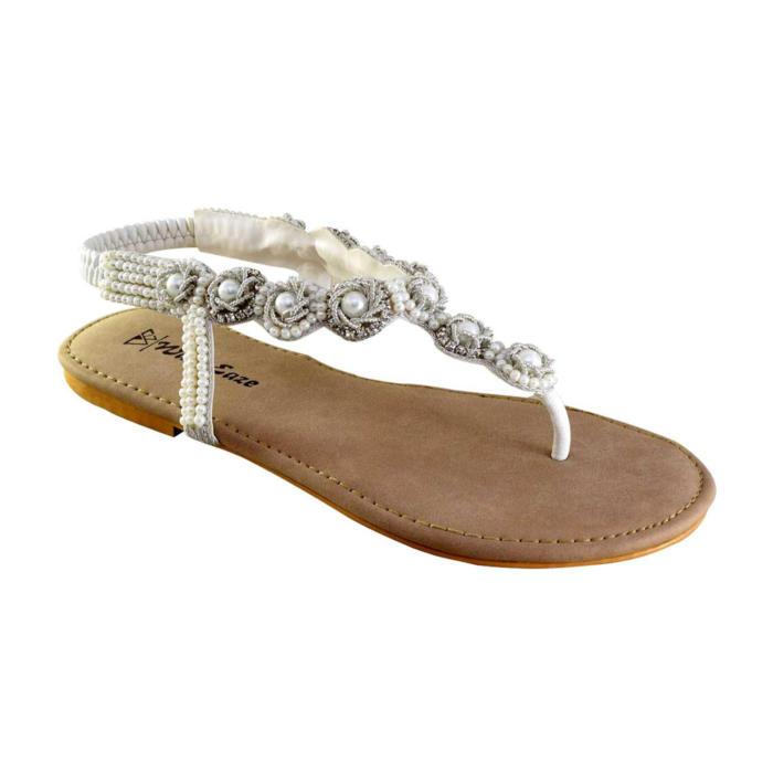 Pearl Stylish Sandals