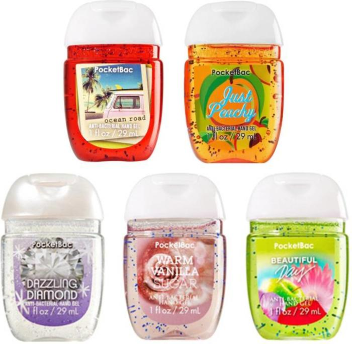 Bath&Body Works Pocket Sanitizer