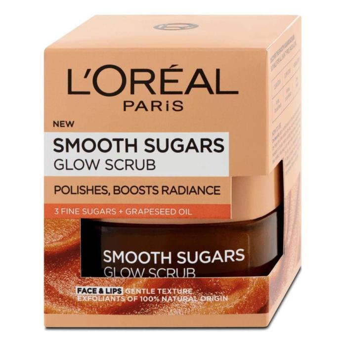 Loreal Sugar Glow Scrub