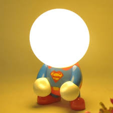 Superman Lamp