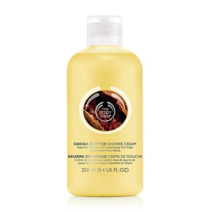 Body Shop Shea Shower Cream